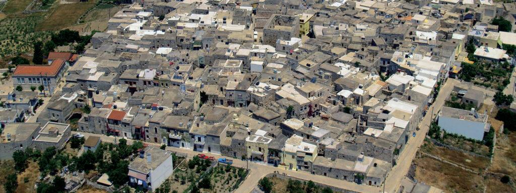 Mastic village, Chios