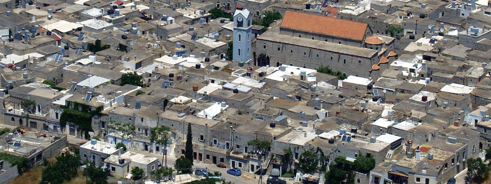 Mastichová vesnice, Chios